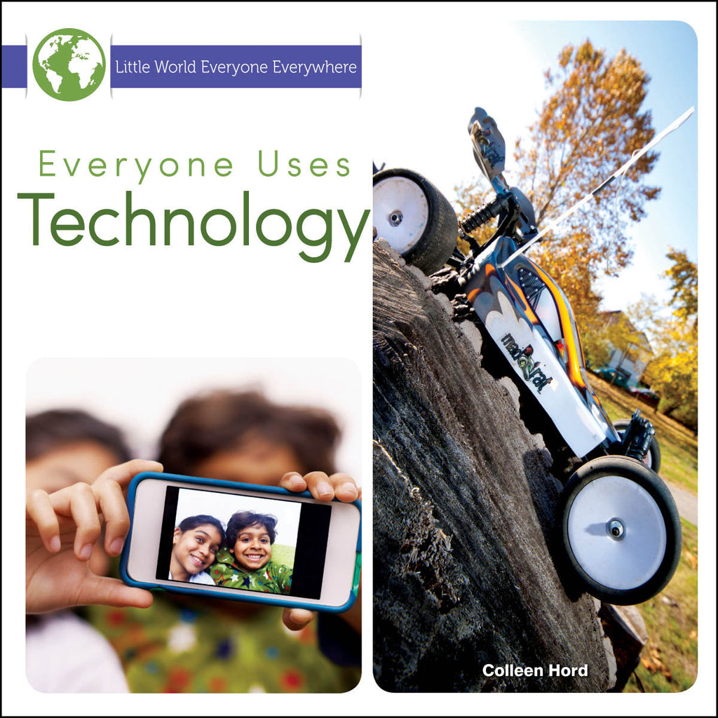 2016 - Everyone Uses Technology (Paperback)