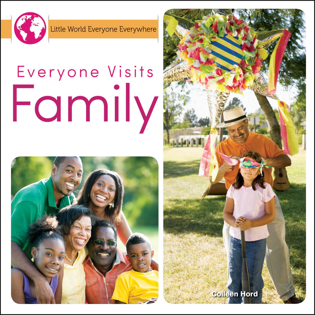 2016 - Everyone Visits Family (Hardback)
