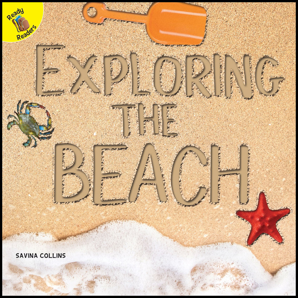 2019 - Exploring the Beach (Hardback)