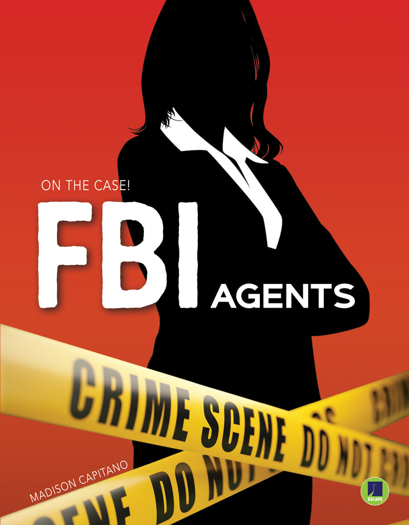 2021 - FBI Agents (eBook)