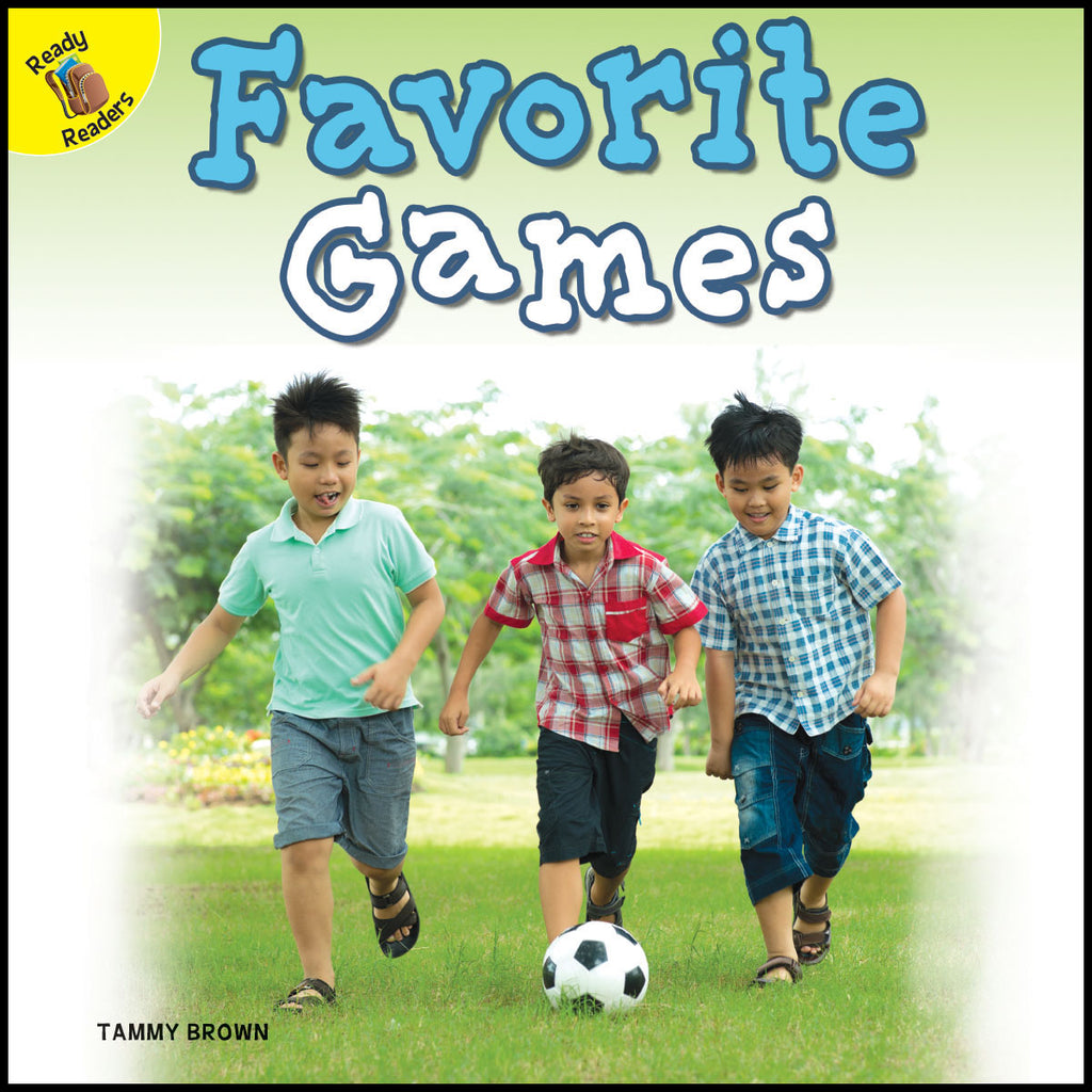 2019 - Favorite Games (Paperback)