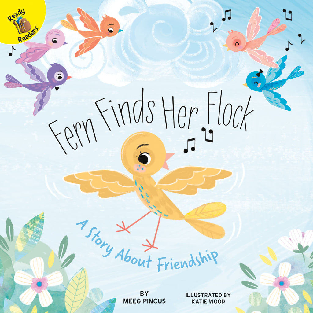 2020 - Fern Finds Her Flock (Paperback)