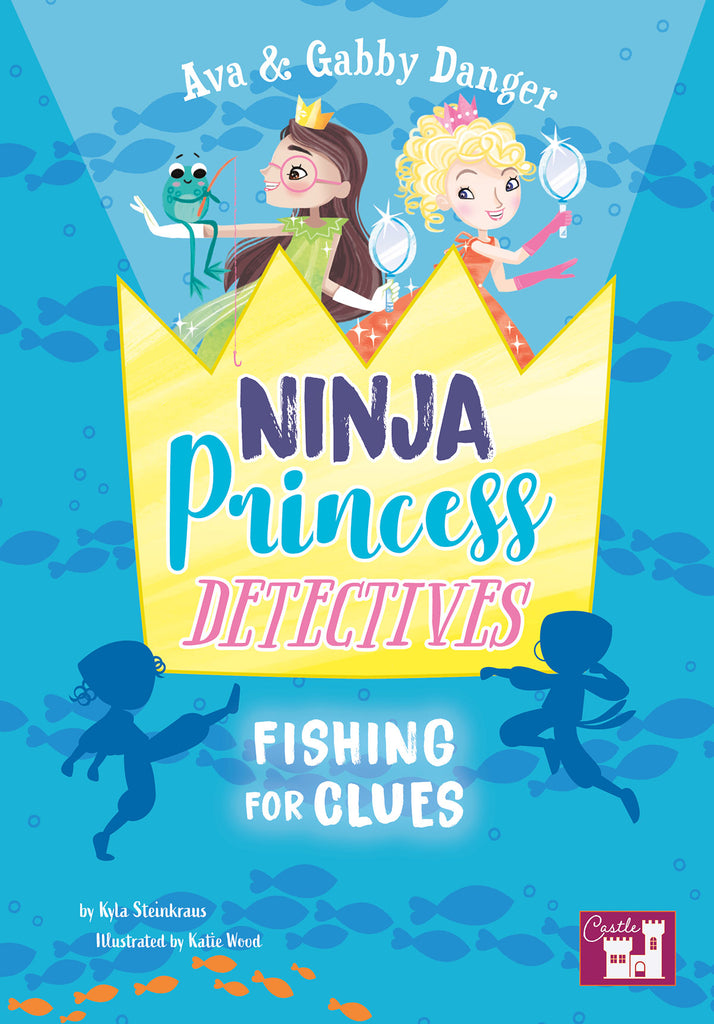 2020 - Fishing for Clues (Hardback)