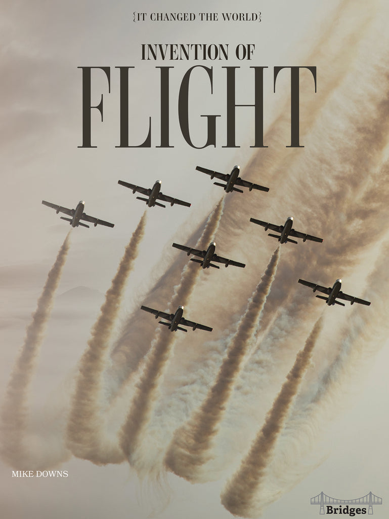 2020 - Invention of Flight (eBook)