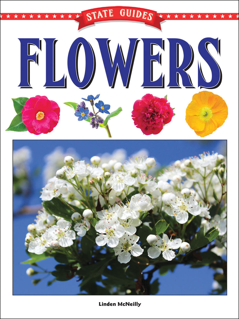 2018 - State Guides to Flowers (Hardback)