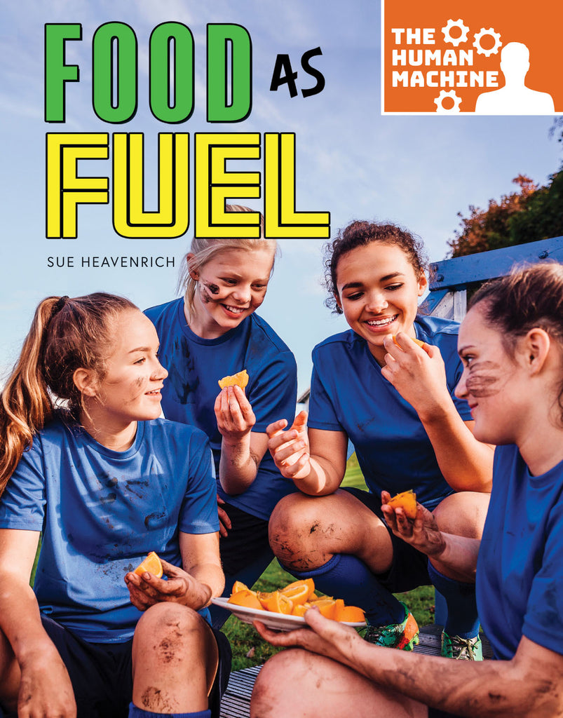 2019 - Food as Fuel (Hardback)