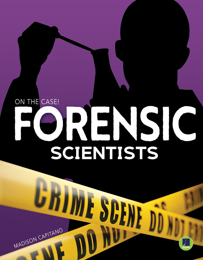 2021 - Forensic Scientists (Paperback)