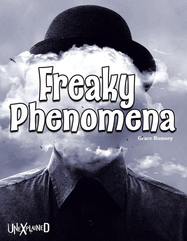 2019 - Freaky Phenomena (eBook)
