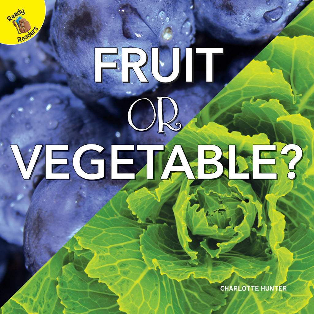 2019 - Fruit or Vegetable (Paperback)