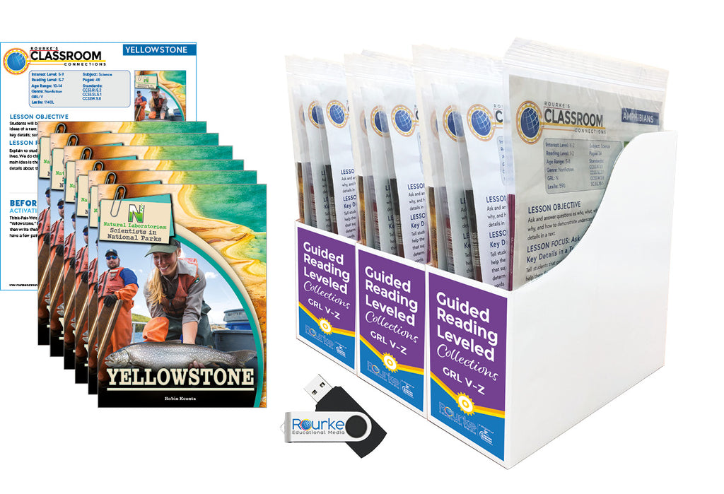 Guided Reading Level Collection U—Z