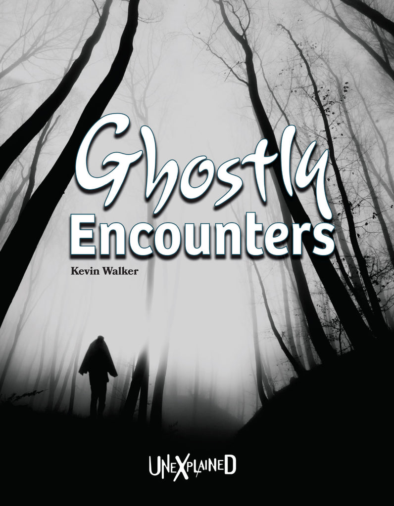 2019 - Ghostly Encounters (Paperback)