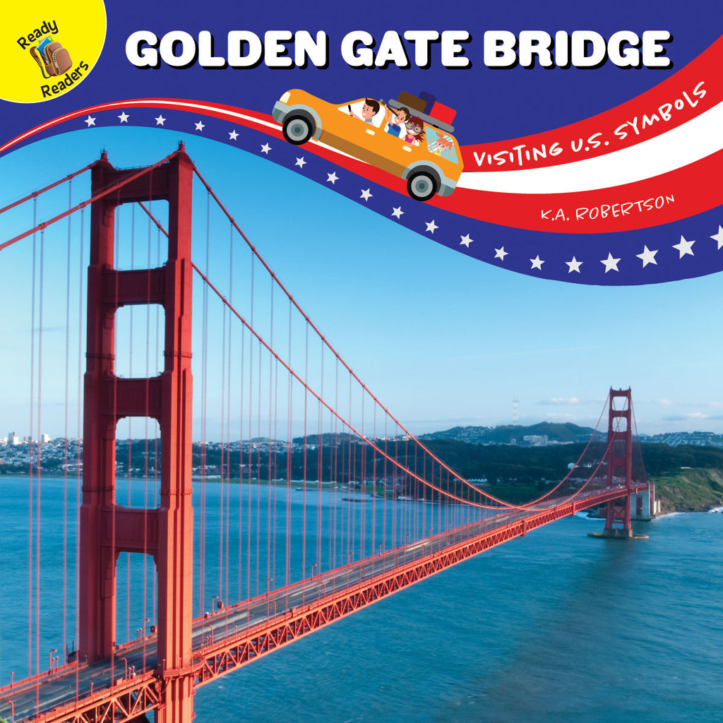 2019 - Golden Gate Bridge (Hardback)