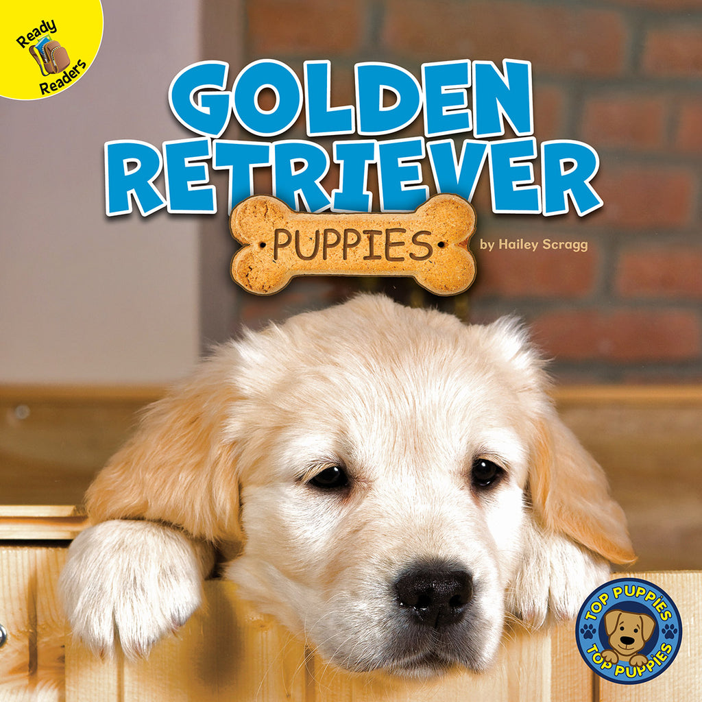 2020 - Golden Retriever Puppies (eBook)