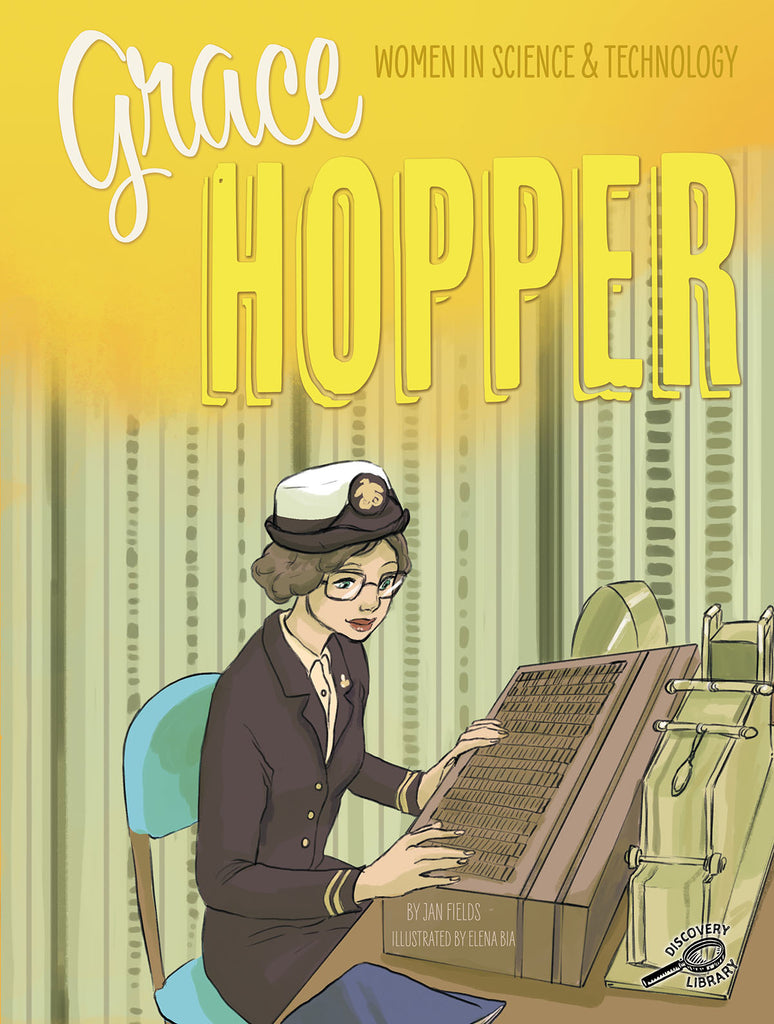 2020 - Grace Hopper (Hardback)