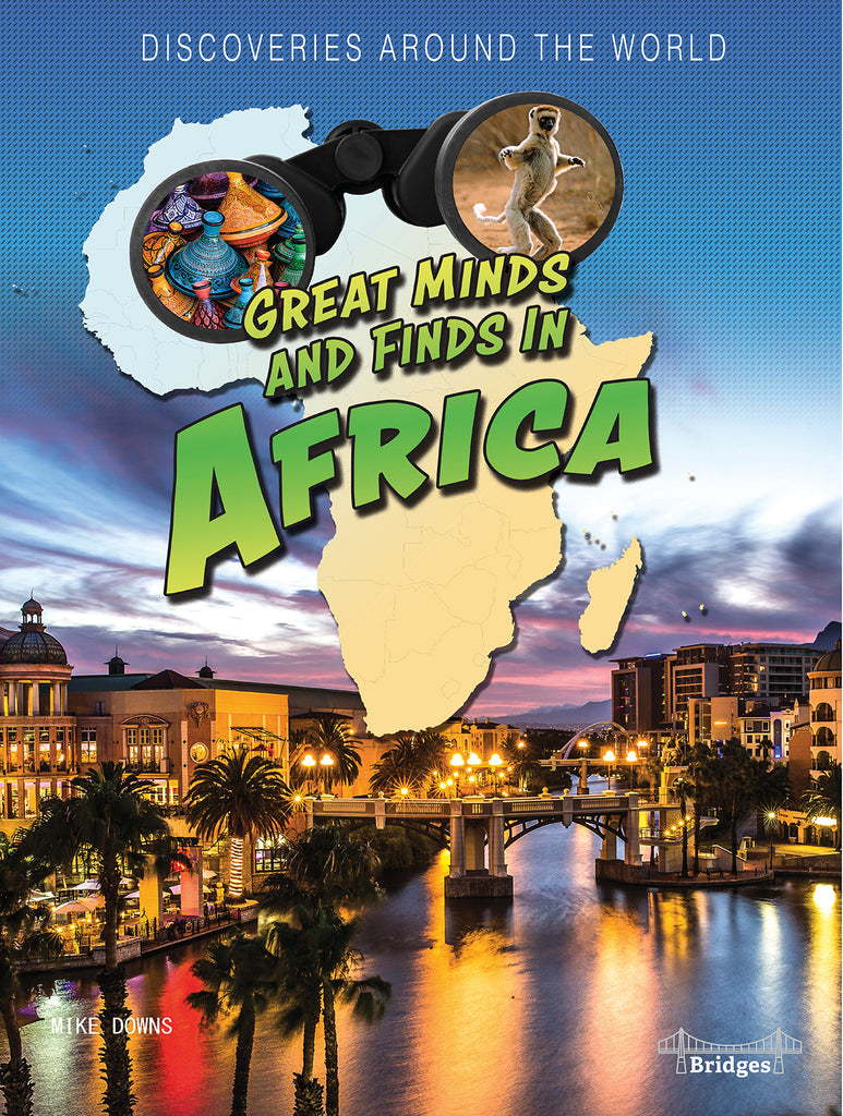 2021 - Great Minds and Finds in Africa (Hardback)