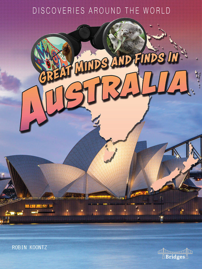 2021 - Great Minds and Finds in Australia (Hardback)
