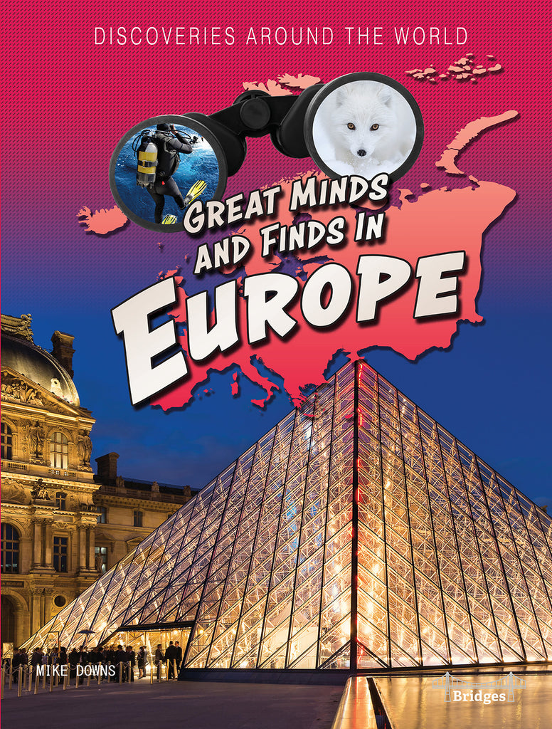 2021 - Great Minds and Finds in Europe (Hardback)