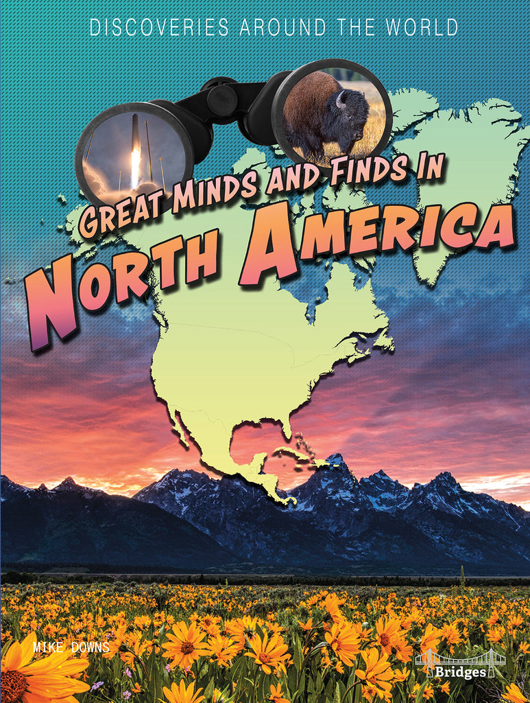 2021 - Great Minds and Finds in North America (Hardback)