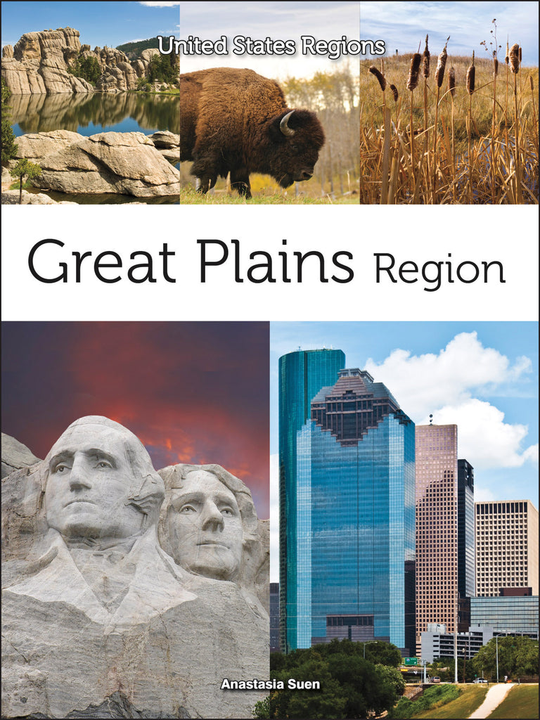 2015 - Great Plains Region (Hardback)