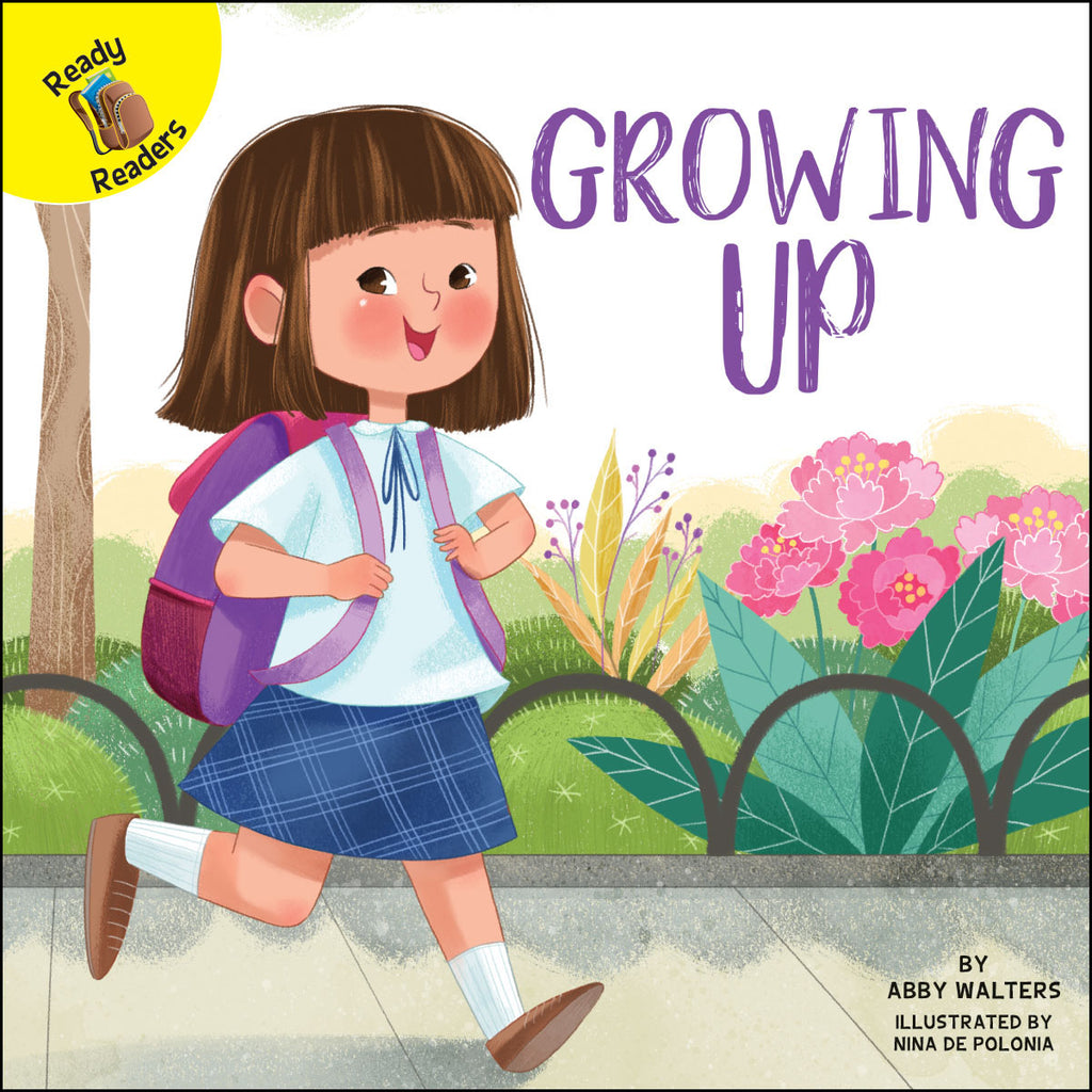 2018 - Growing Up (Hardback)