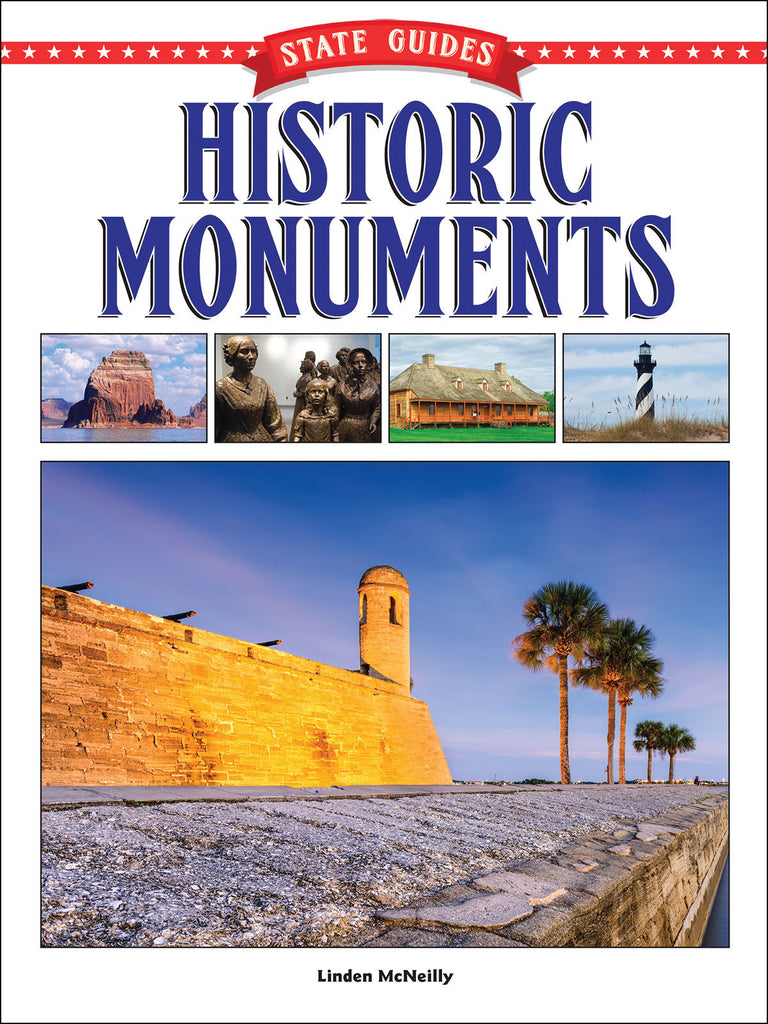 2018 - State Guides to Historic Monuments (Hardback)