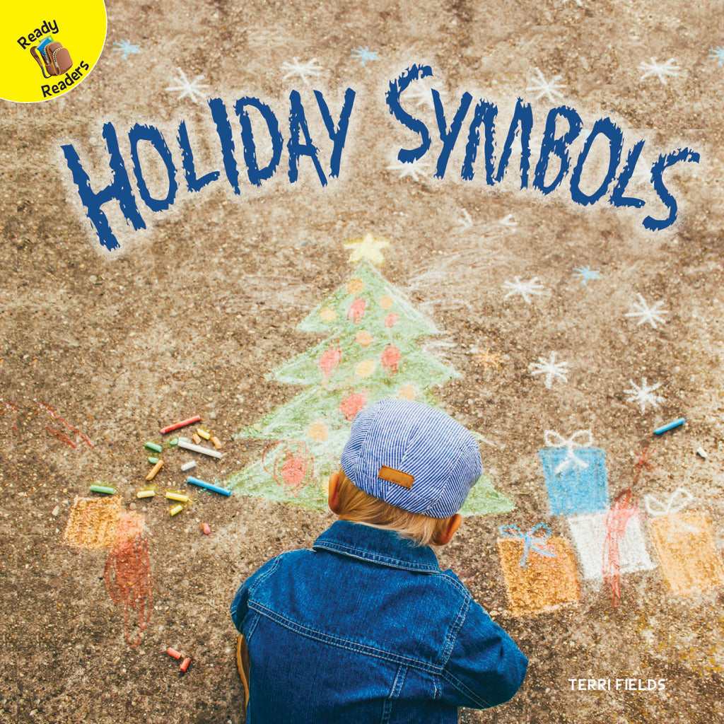 2019 - Holiday Symbols (Hardback)