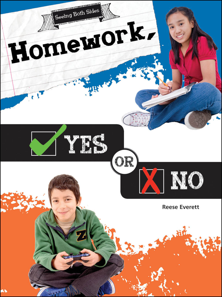 2016 - Homework, Yes or No (eBook)