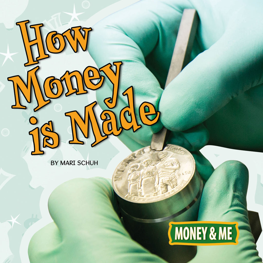 2019 - How Money Is Made (eBook)