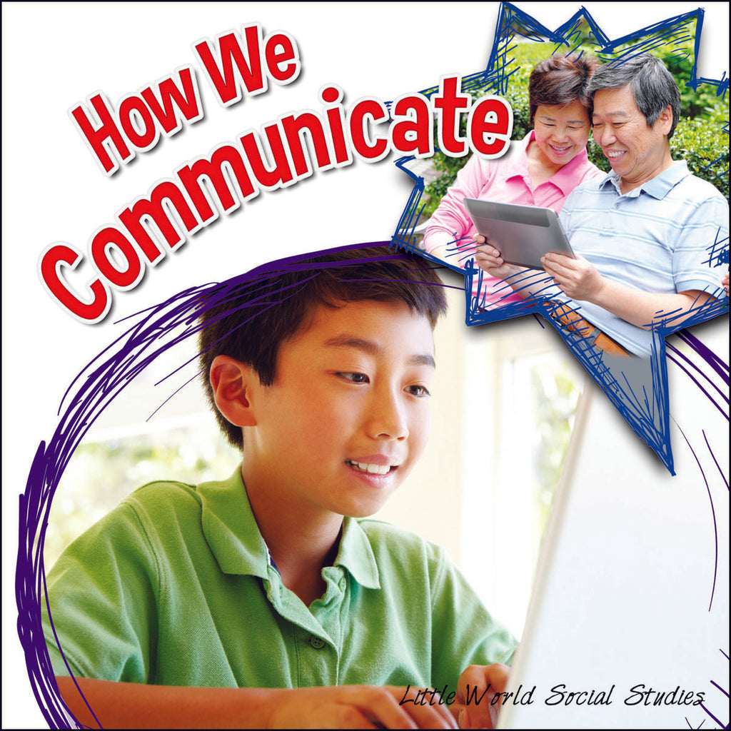 2014 - How We Communicate (Hardback)