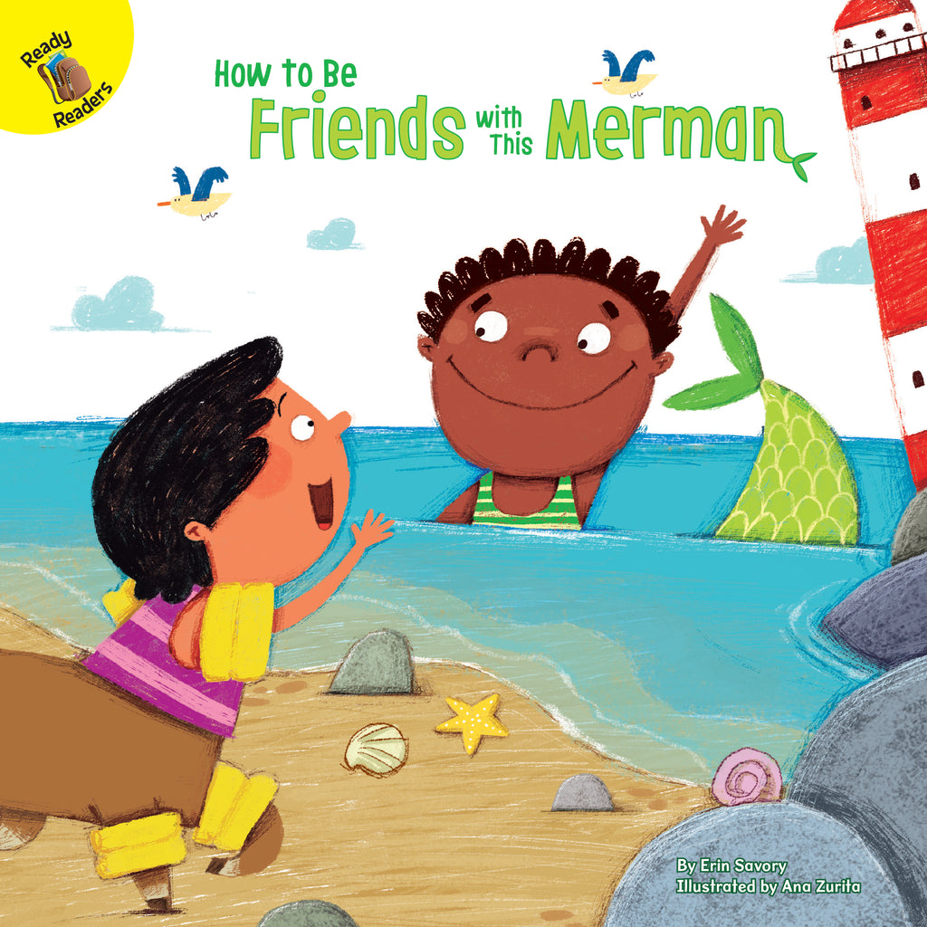 2021 - How to Be Friends with This Merman (eBook)