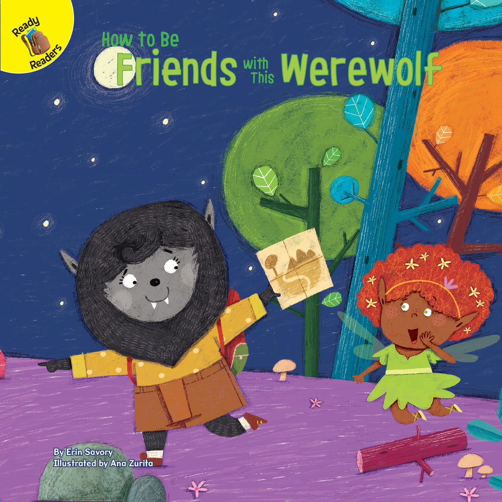 2021 - How to Be Friends with This Werewolf (Paperback)