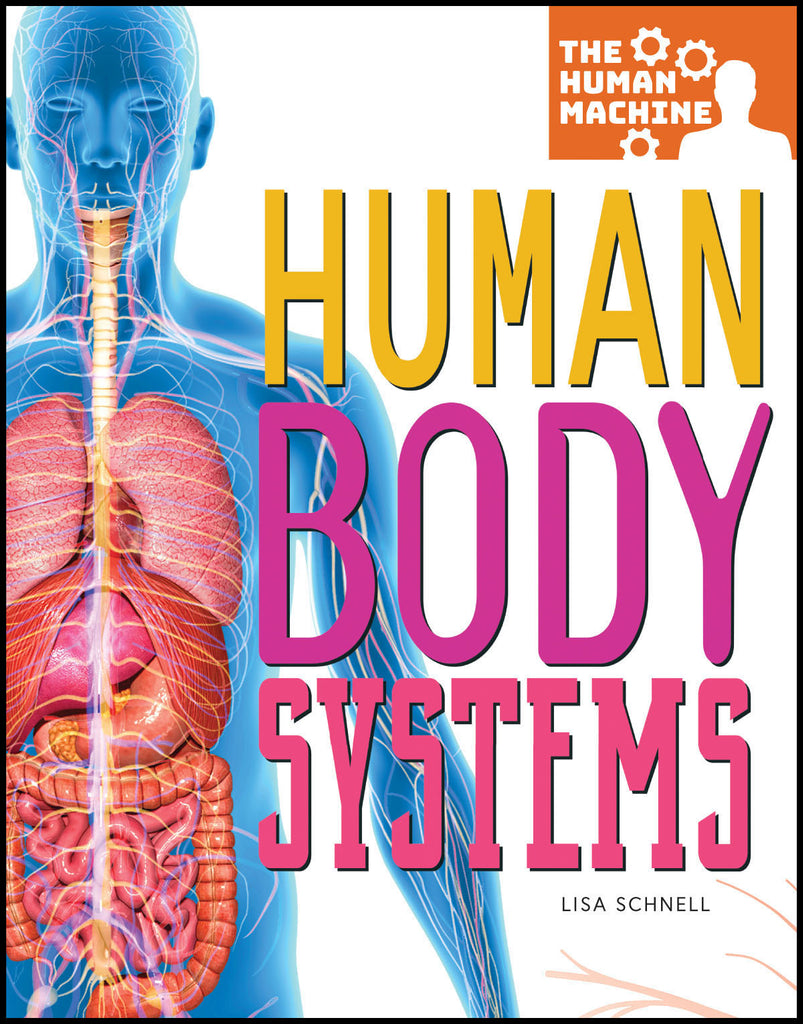 2019 - Human Body Systems (eBook)