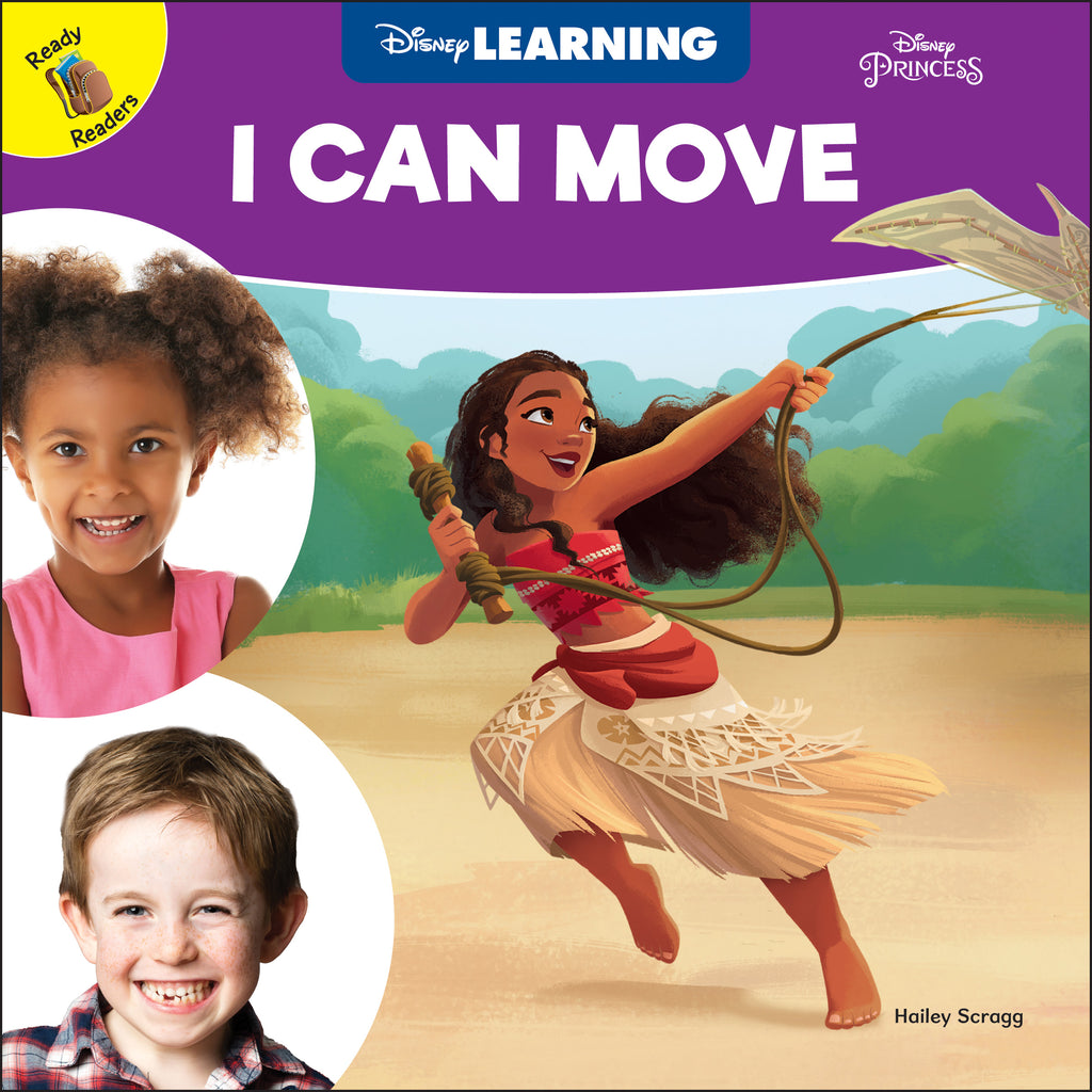2021 - I Can Move (Paperback)
