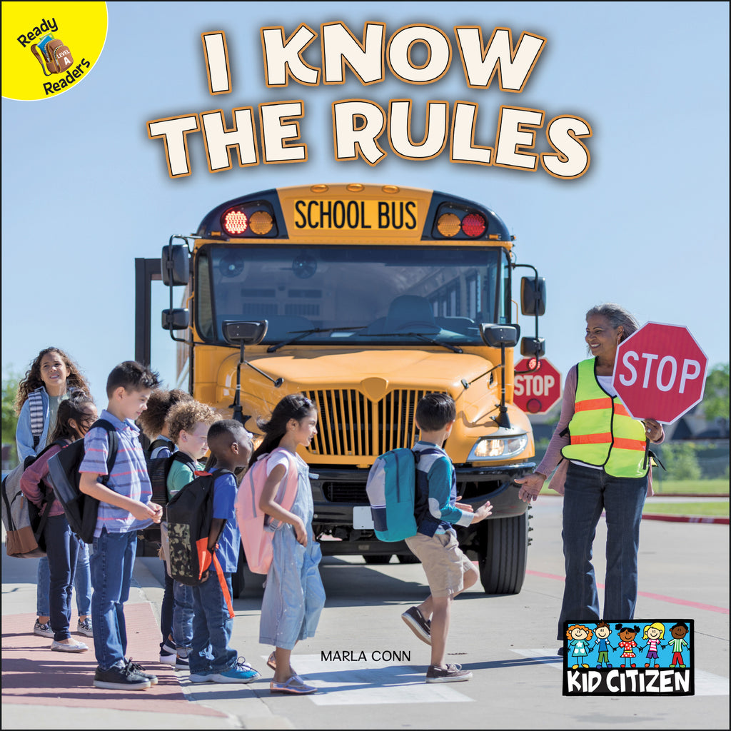 2021 - I Know the Rules (Hardback)
