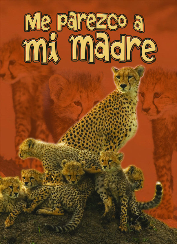2014 - Me parezco a mi madre (I Look Like My Mother) (Paperback)