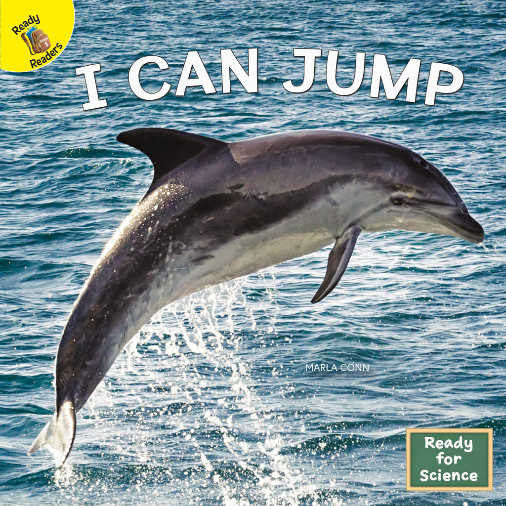 2020 - I Can Jump (Paperback)