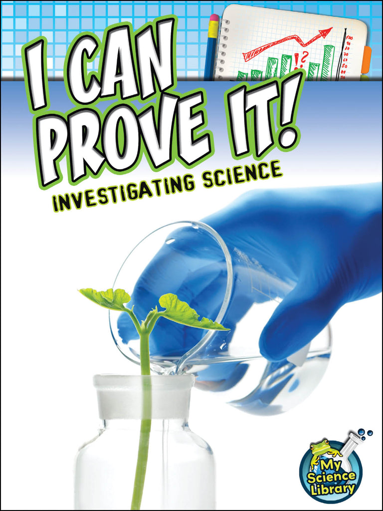 2013 - I Can Prove It! (Paperback)