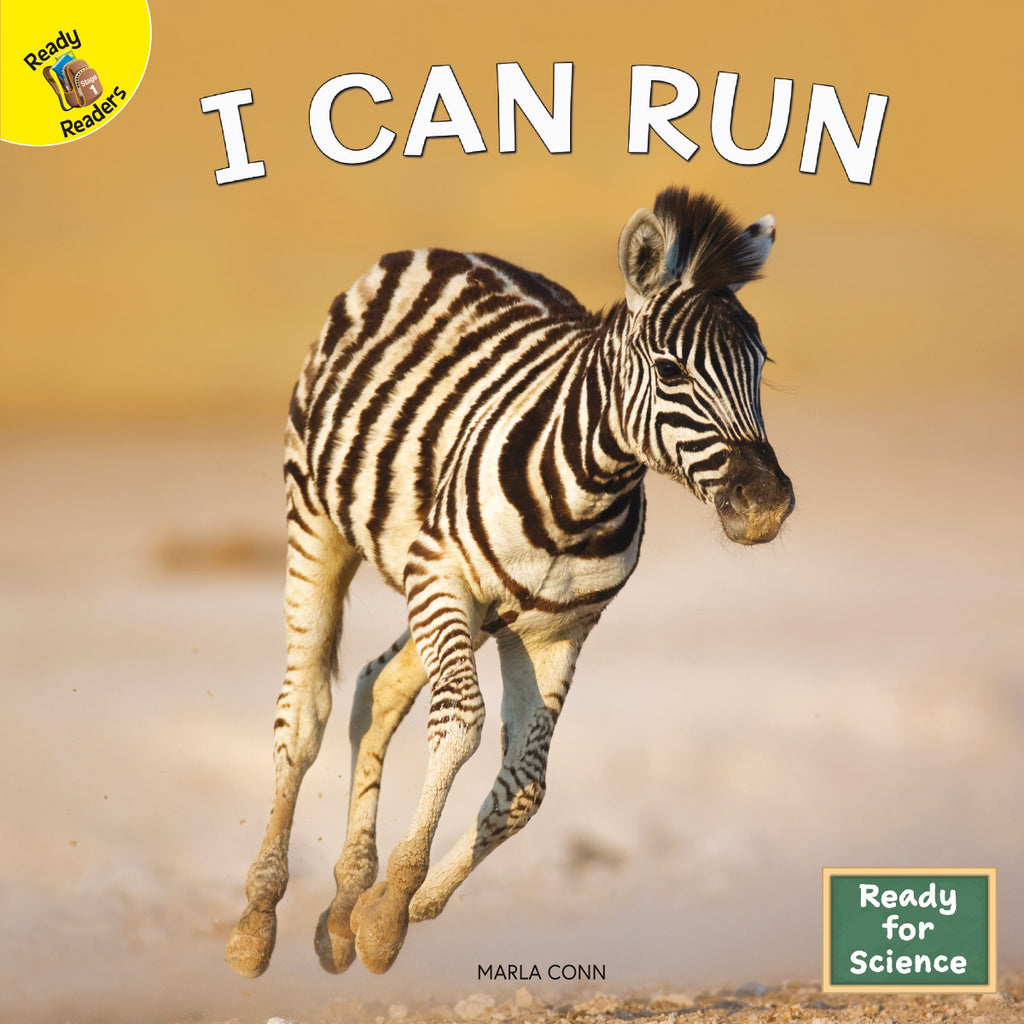 2020 - I Can Run (Paperback)