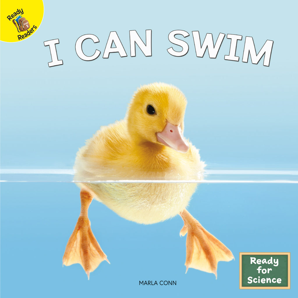 2020 - I Can Swim (eBook)