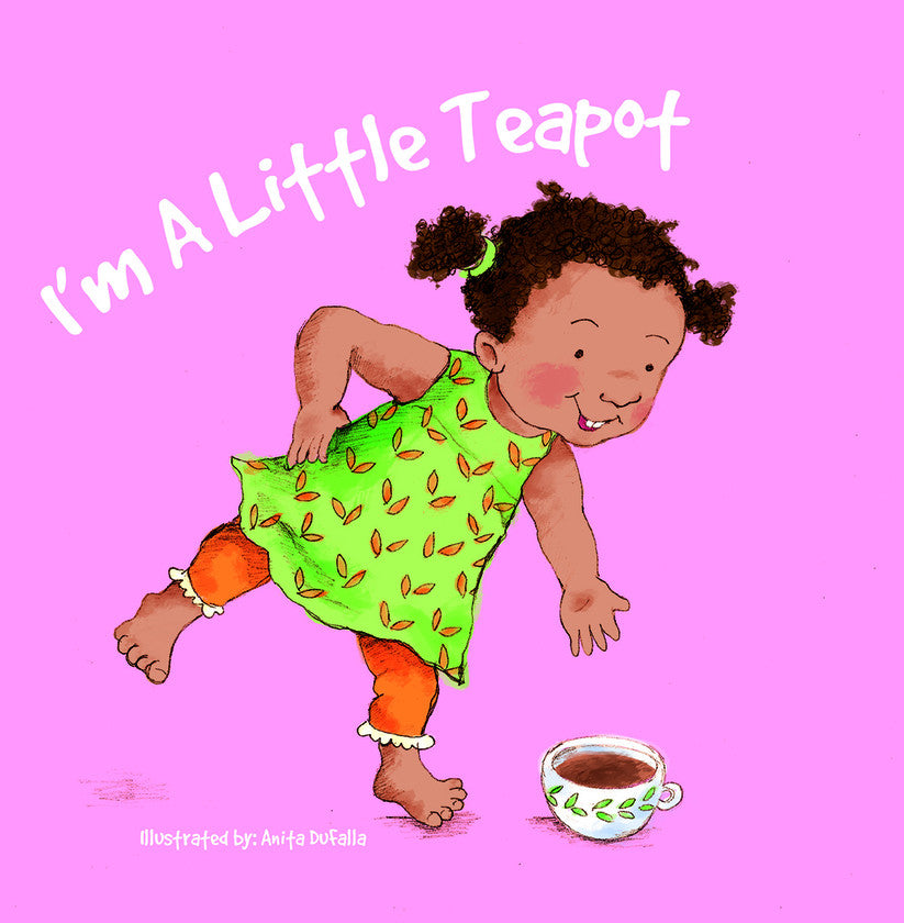 2017 - I'm a Little Teapot (eBook)