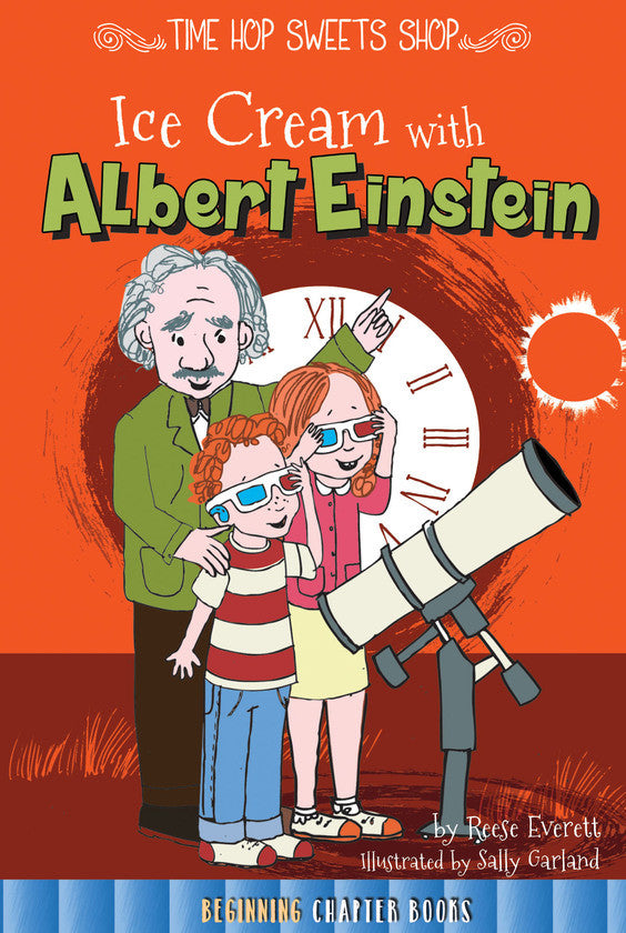 2016 - Ice Cream with Albert Einstein (Hardback)