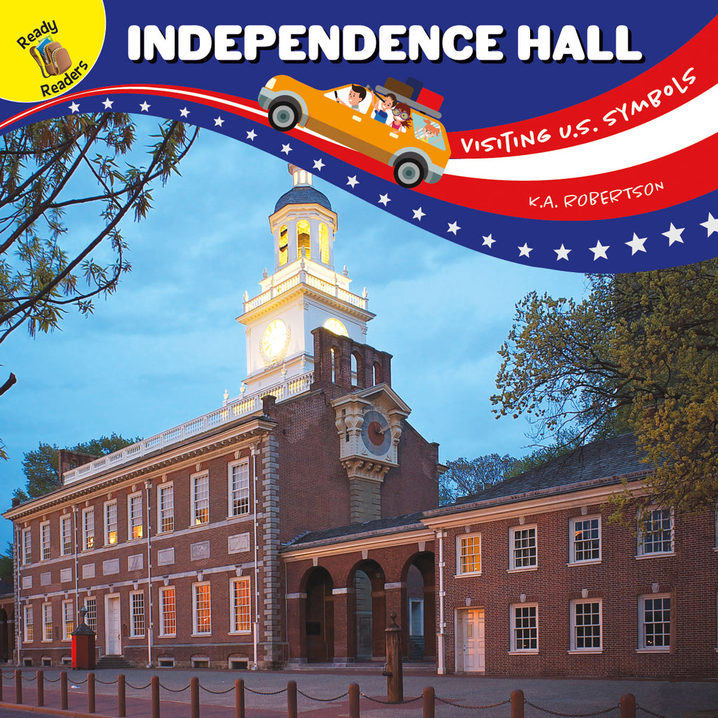 2020 - Independence Hall (Hardback)