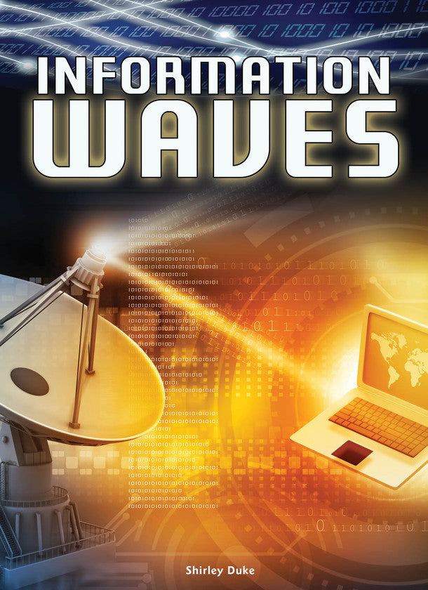 2016 - Information Waves (Hardback)