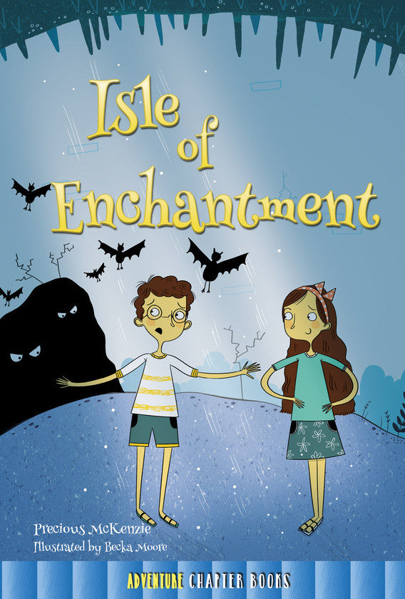 2016 - Isle of Enchantment (Hardback)