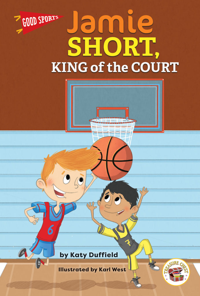 2019 - Jamie Short, King of the Court (Hardback)