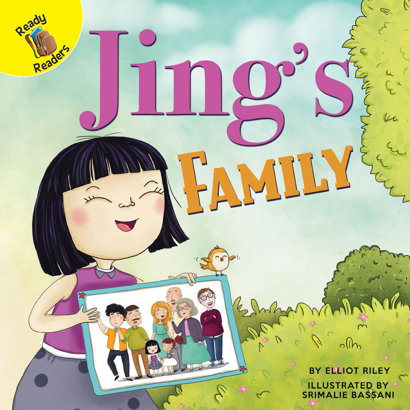 2017 - Jing's Family (Paperback)