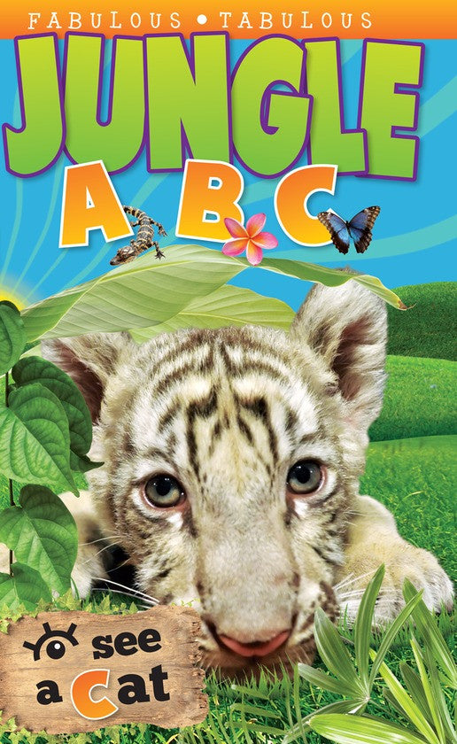 2012 - Jungle ABC (eBook)