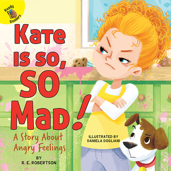2020 - Kate Is so, SO Mad! (Paperback)