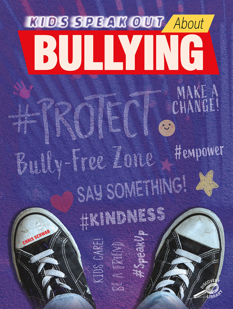 2021 - Kids Speak Out About Bullying (Hardback)