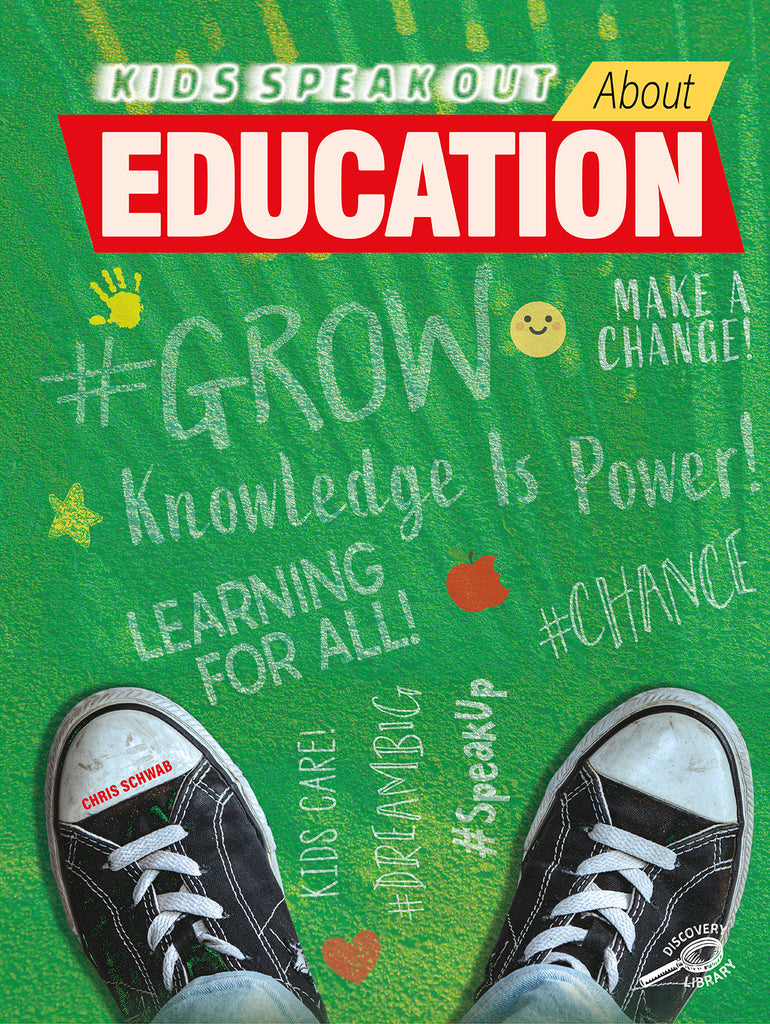 2021 - Kids Speak Out About Education (Hardback)